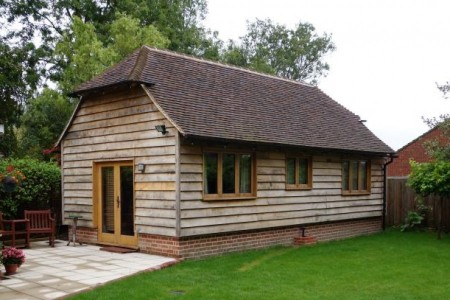 Oak Frame Annex, Kennington, Kent