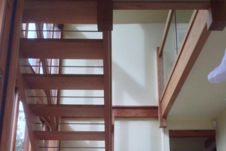 New Oak Staircase Completed
