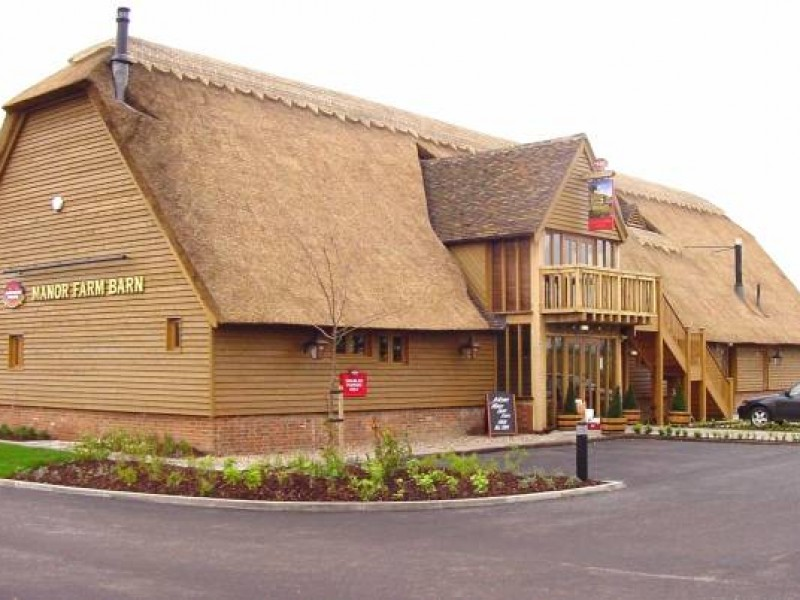 Thatched Oak Restaurant
