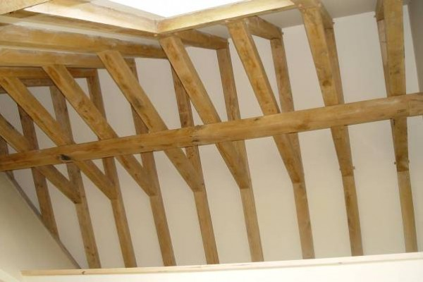 Oak Frame Ceiling