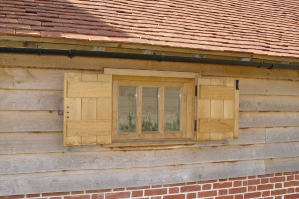 Oak Barn Windows