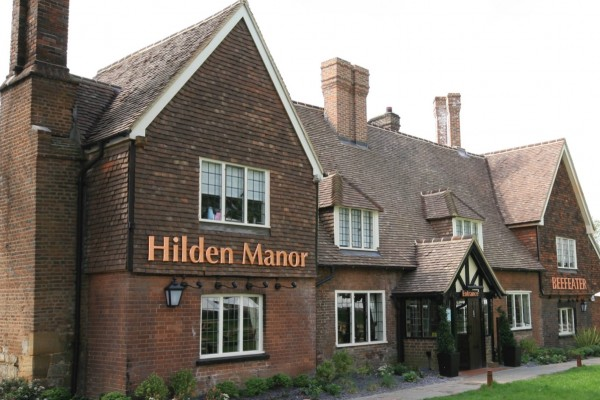 Hilden Manor - Beefeater