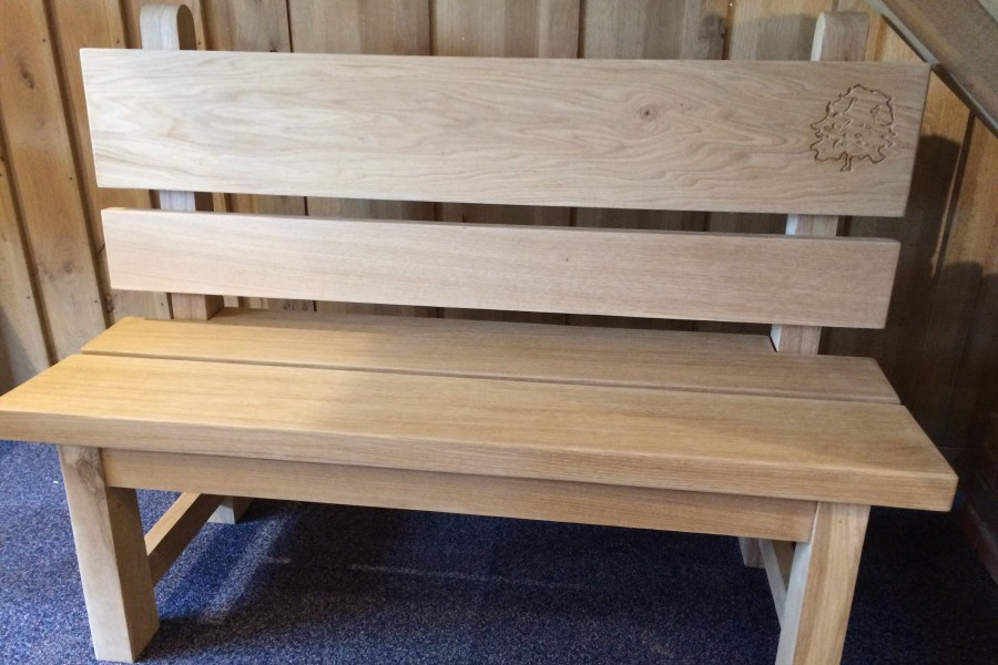 Bespoke Oak Bench