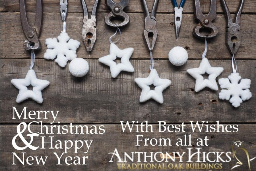 Merry Christmas from Anthony Hicks