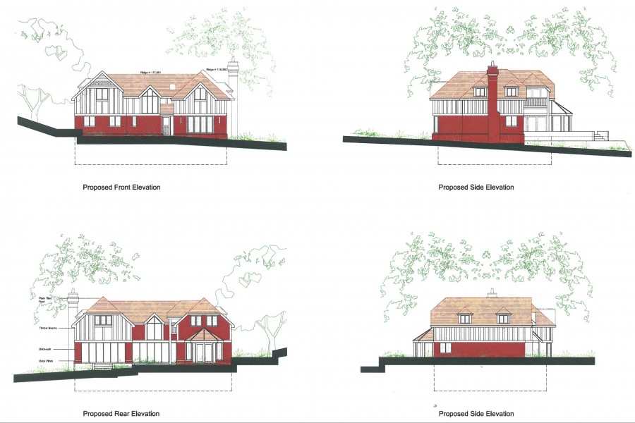 Oak Framed Building Designs