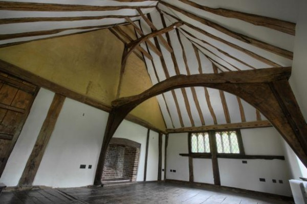 Grade II Star Listed Barn
