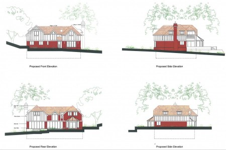 New Oak Frame House Scheduled for Manufacture