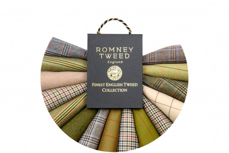A Warm Welcome to Romney Tweed