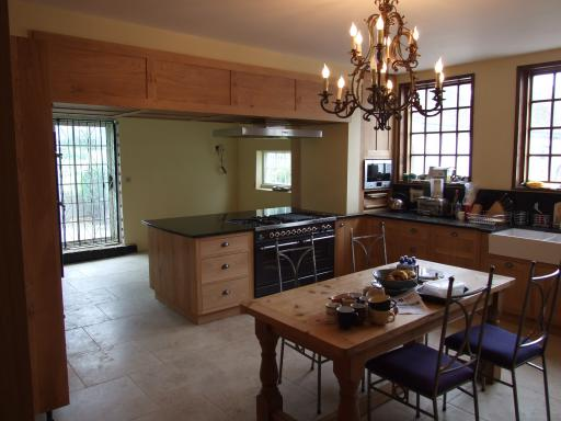 Oak Kitchen Design And Fit