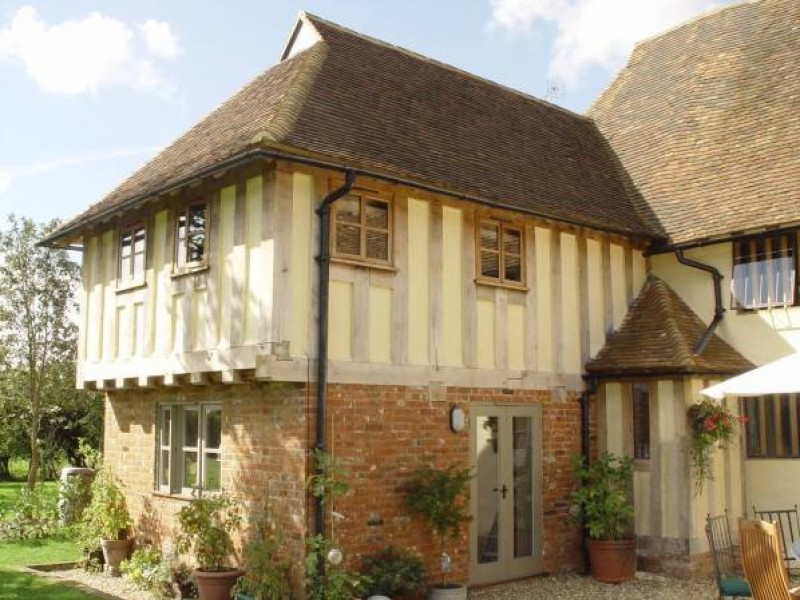 Oak Framed Extensions Kent Oak Framed Buildings Listed