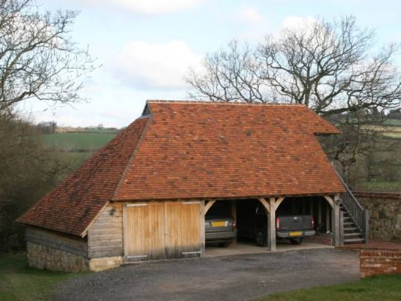 Oak Cartlodge