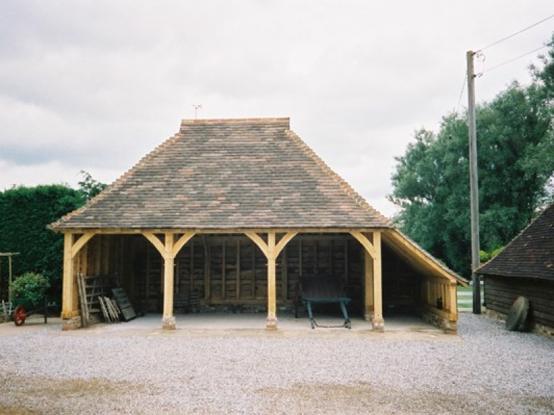 Oak Cartlodge Restoration