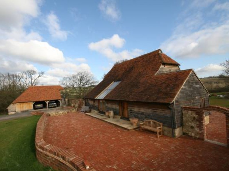 Oak Barn Repair & Restoration