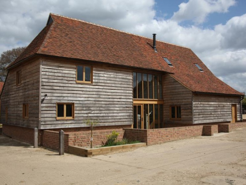 Oak Barn Conversion