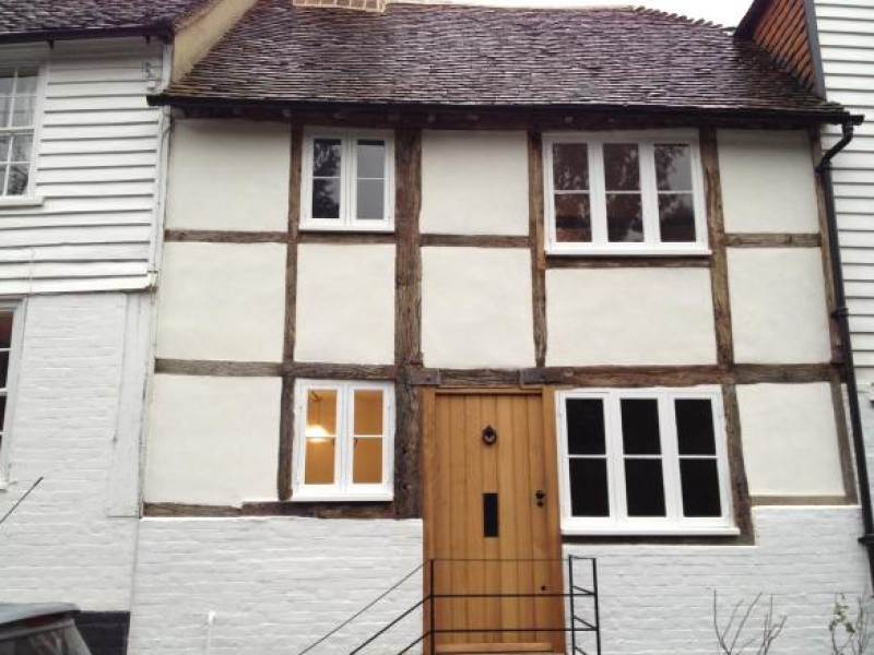 Listed Cottage Repairs