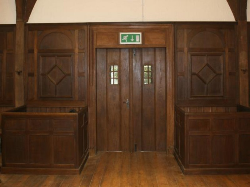Church Pews, Panelling & Doors