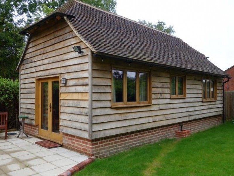 Oak Framed Annex